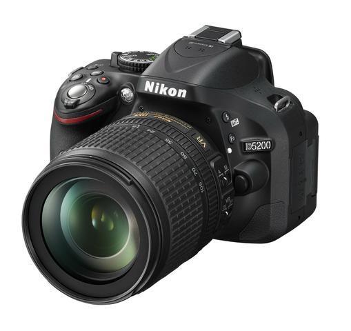 Nikon lustrzanka