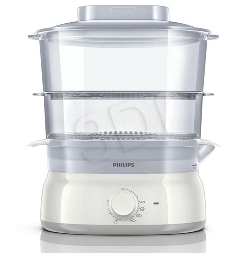 Parowar Philips HD 9115/00 (900W Biało-beżowy 5l)