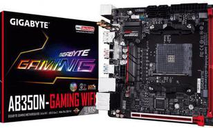 Gigabyte GA-AB350N-Gaming WIFI ( AM4 ; 2x DDR4 DIMM ; Mini ITX )