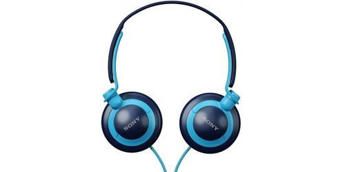 Sony Słuchawki MDR-XB200/LQ Niebieskie