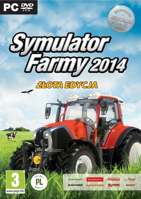 Symulator Farmy 2014, oraz złota edycja gry pojawiły się w planie wydawniczym Techlandu