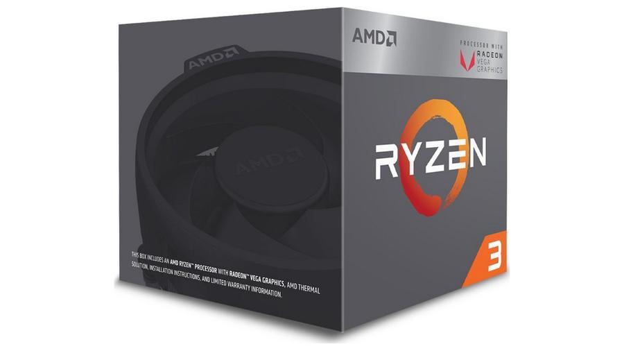 tani procesor z kartą graficzną Ryzen 3 2200G