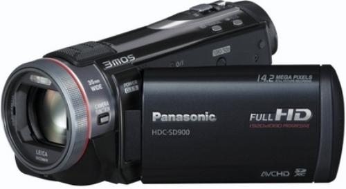Panasonic HDC-SD900