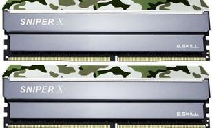 G.Skill Sniper X DDR4, 4x16GB, 3600MHz, CL19 (F4-3600C19Q-64GSXF)