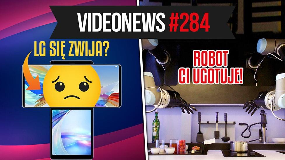 LG się (nie) zwija? Apple szykuje gogle VR - VideoNews #284