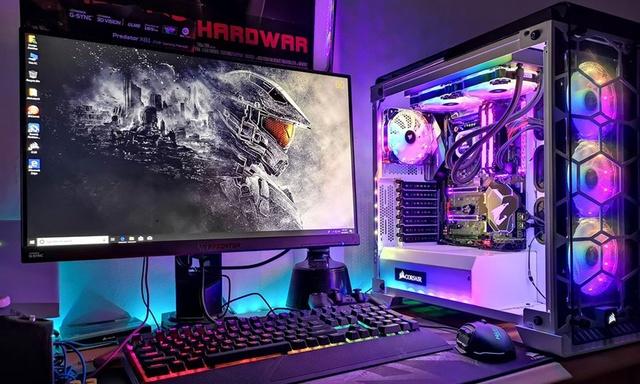 Rynek sprzętu PC dla graczy rośnie w szybkim tempie