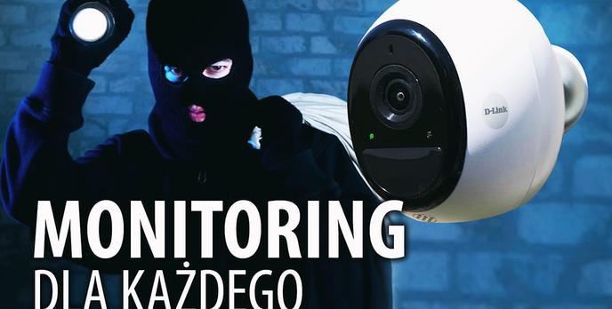 Test D-Link DCS‑2802KT‑EU - Monitoring dla wymagających