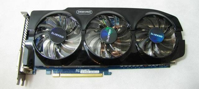 Gigabyte GTX 760 2GB fot2
