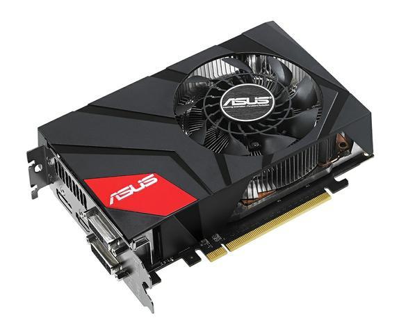 ASUS GeForce GTX 760 DirectCU Mini 2