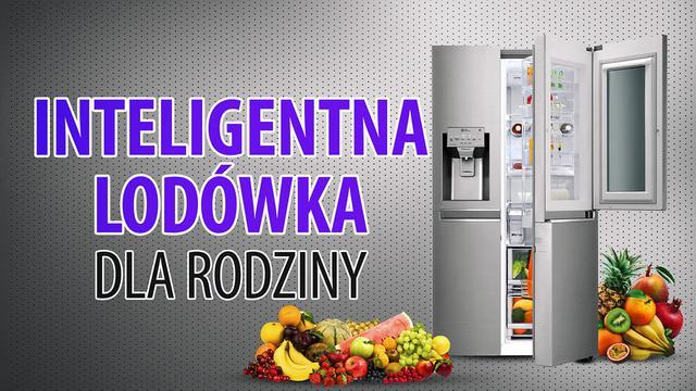 Duża Lodówka Rodzinna | LG InstaView Door-in-Door