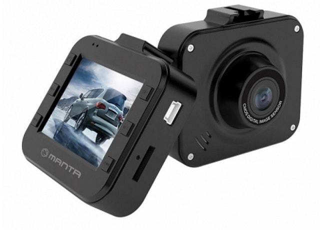 kamera samochodowa firmy Manta