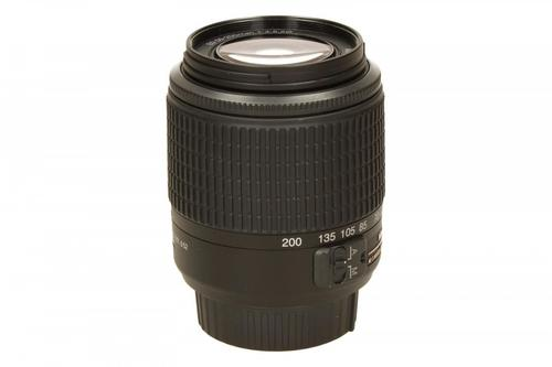 Nikon NIKKOR 55-200 AF-S DX F/4,0-5,6G ED CZARNY
