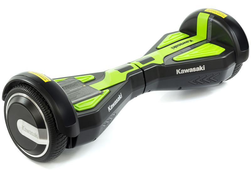 Kx-Pro6,5D wyróżnia się zielonymi akcentami