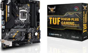 Asus TUF B365M Plus Gaming (90MB11P0-M0EAY0)