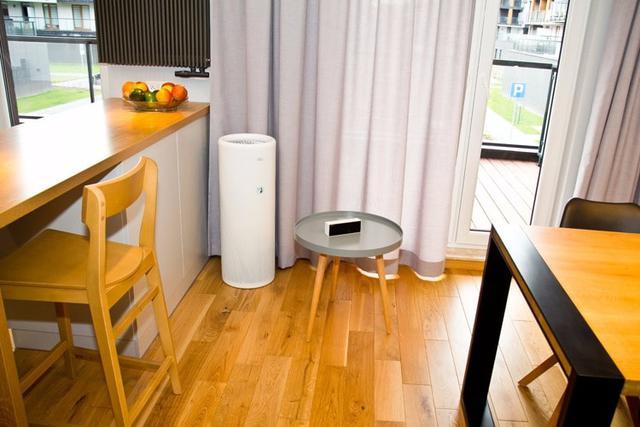 oczyszczacz powietrza do mieszkania