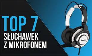 TOP 7 Słuchawek z Mikrofonem