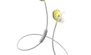 Bose SoundSport (cytrynowy) - RATY 0%