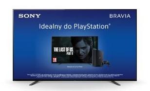 Sony KD-55A8 - RATY 0% - Do lipca nie płacisz!