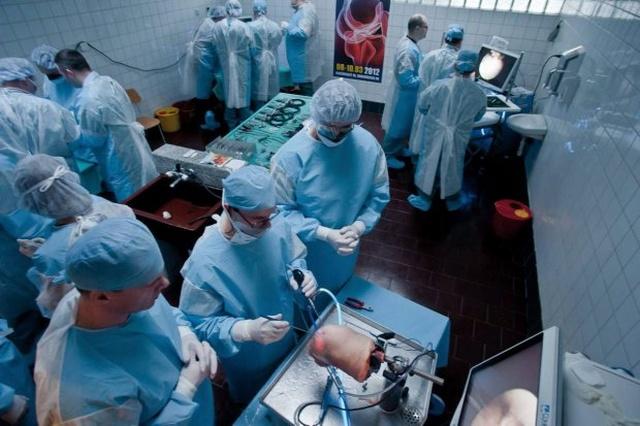 Google Pracuje Nad Robo-Platformą Dla Chirurgów