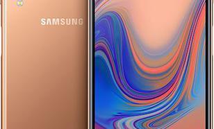 Samsung Galaxy A7 64GB Złoty