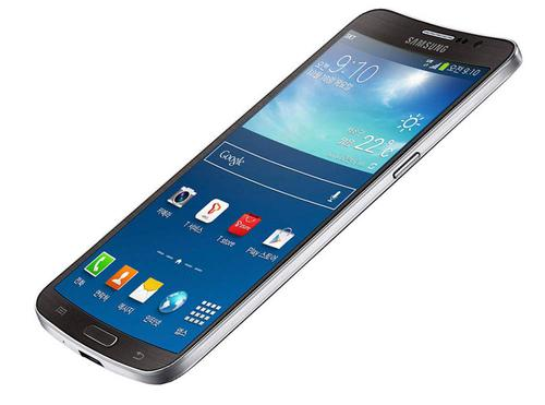 zakrzywiony smartfon Samsunga