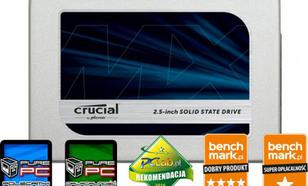 Crucial MX300 525GB SATA3 (CT525MX300SSD1)