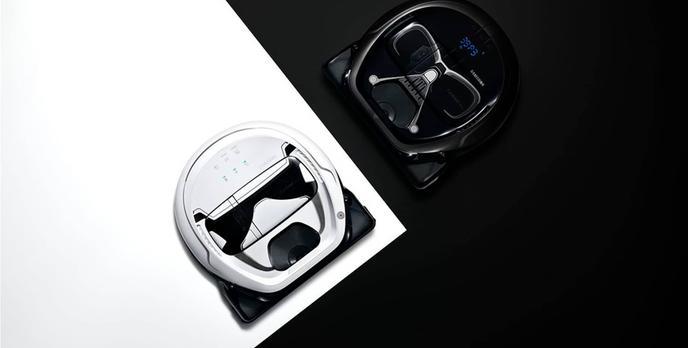 Star Wars POWERbot - Licencjonowana Linia Robotów Sprzątających od Samsunga!
