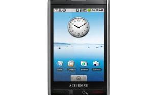 SciPhone N19 – najtańszy smartfon z Androidem