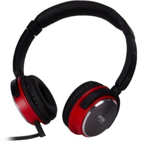 TDK Słuchawki z mikrofonem ST460S czarne