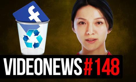 #DeleteFacebook, Wpadka Apple, Koniec Ubera - VideoNews #148