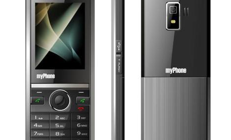 myPhone 6680 SHARE – do 30 dni pracy na baterii