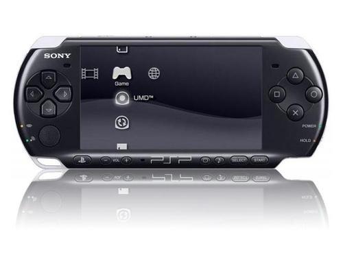 PSP 3004 (Czarna)