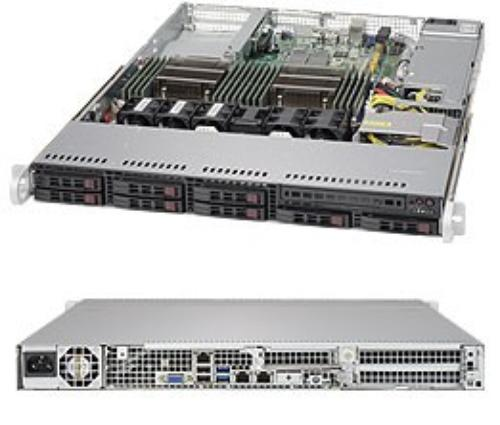 Supermicro SuperServer 1028R-TDW SYS-1028R-TDW