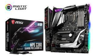 MSI MPG Z390 GAMING PRO CARBON AC s1151 4DDR4 DP/HDMI/M.2 ATX
