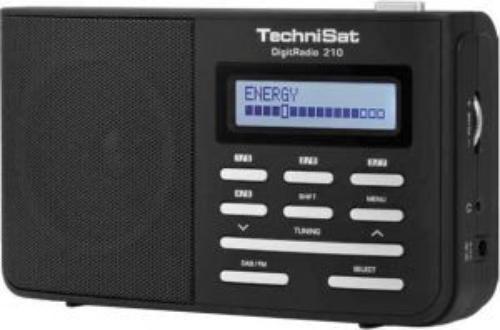TECHNISAT DigitRadio210 CYFROWE DAB, DAB+,FM