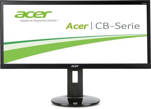 Acer 29'' CB290Cbmidpr 21:9 IPS 2560x1080 6ms 100M:1 reg-wys pivot głośniki ZeroFrame