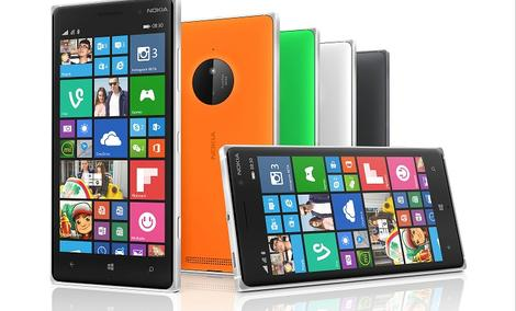 Najnowsze Smartfony Nokia Lumia Zaprezentowane w Berlinie