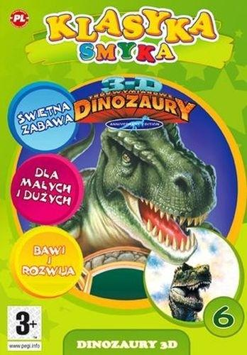 Techland Klasyka Smyka: 3D Dinozaury PC