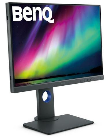 Monitor BenQ jest przeznaczony dla fotografów.