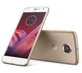 Motorola Moto Z2 Play (biało-złoty)