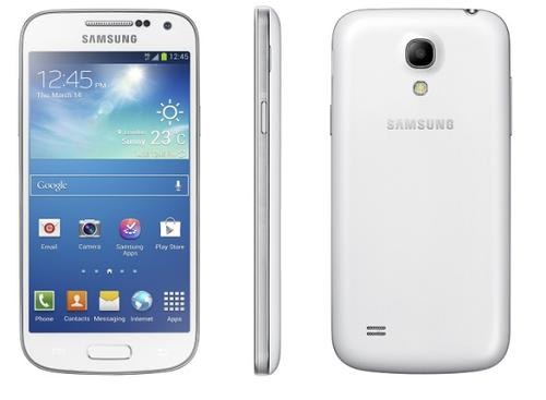Samsung I9195 Galaxy S4 Mini White