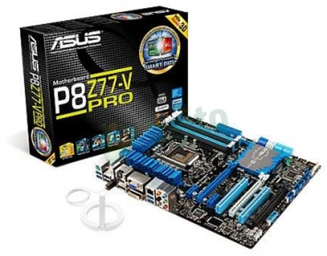 ASUS P8Z77-V Pro Z77 - nowoczesna płyta główna