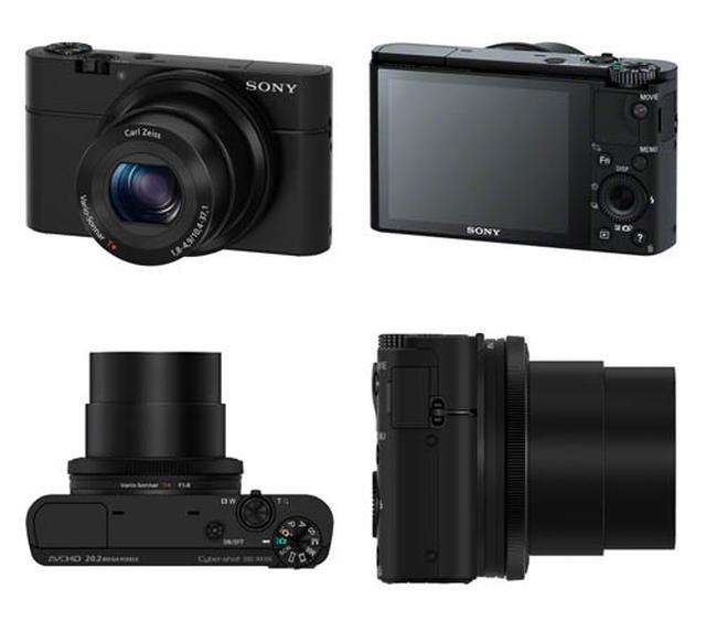 Nowy aparat kompaktowy Sony Cyber-shot RX100