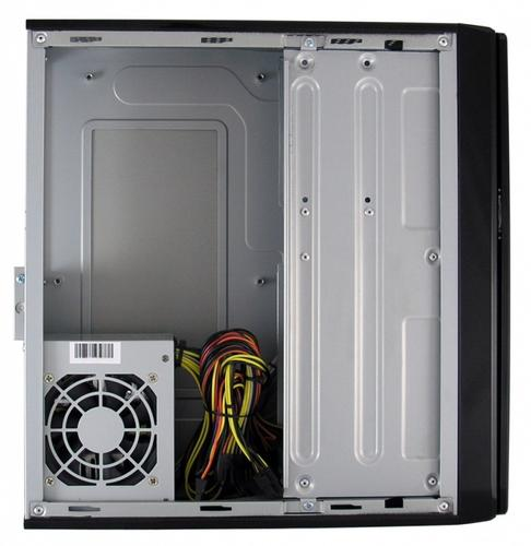 "LC-Power OBUDOWA CASE-1410MI MINI ITX 1X 5,25"" 1X 3,5"" HD-AUDIO ZASILACZ LC200SFX 200W CZARNA"