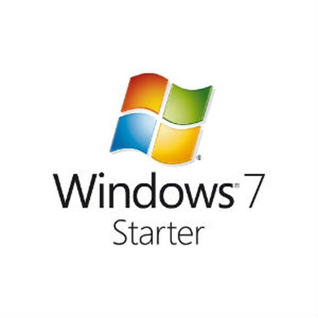 Netbook z systemem Windows 7 Starter