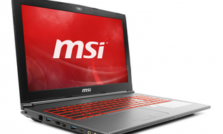 MSI GV62 7RC-065PL - 120GB M.2 + 1TB HDD