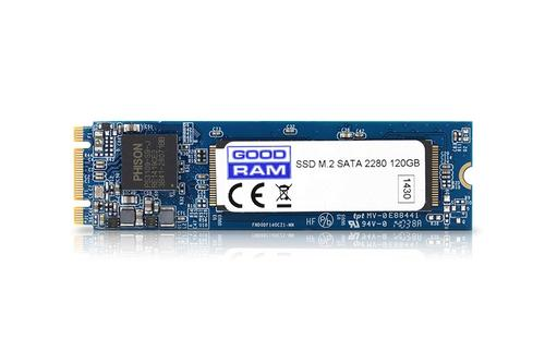 GoodRam SSD M.2 2280 120GB 510/180MB/s Micron 20nm