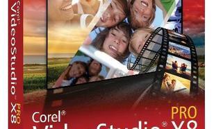 Corel VideoStudio Pro X8 ML miniBox VSPRX8MLMBEU