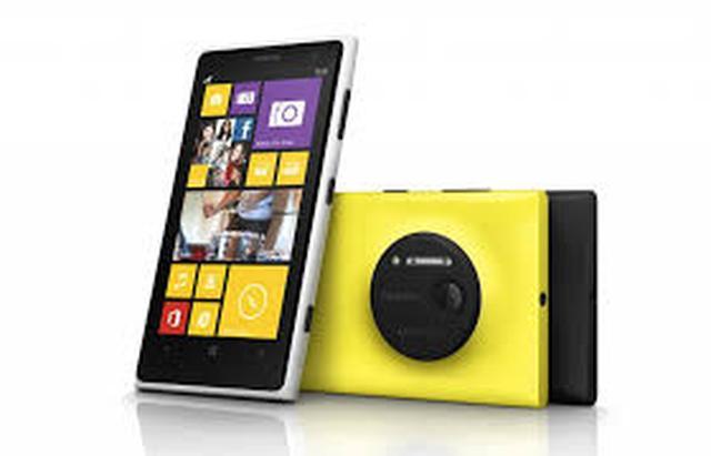 Nokia Lumia 1020  - nowy smartfon ze świetnym aparatem