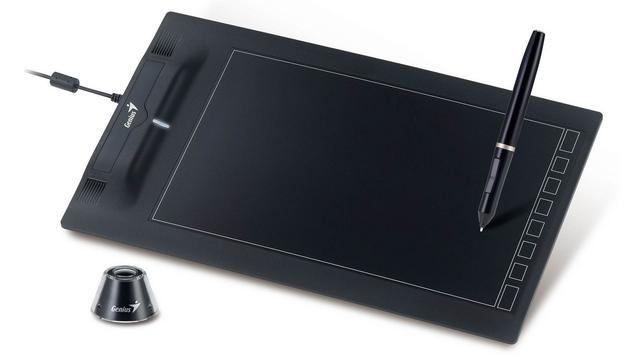 Firma Genius robi ukłon w stronę grafików prezentując tablet graficzny EasyPen F610E